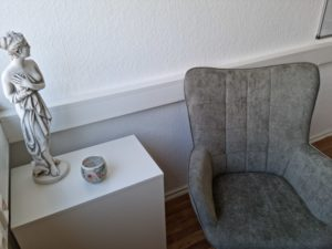 Venus und Sessel